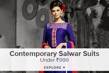 ContemporarySalwarSuitsUnder999
