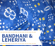 Bandhani and Leheriya