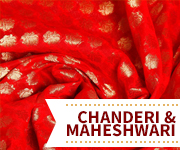 Chanderi and Maheshwari