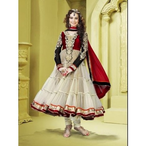 Designer Clothes Online Shopping DESIGNER ANARKALI SUITS