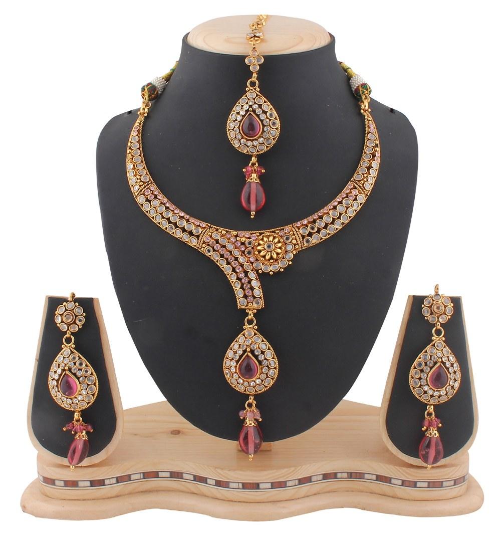 Polki jewellery online shopping