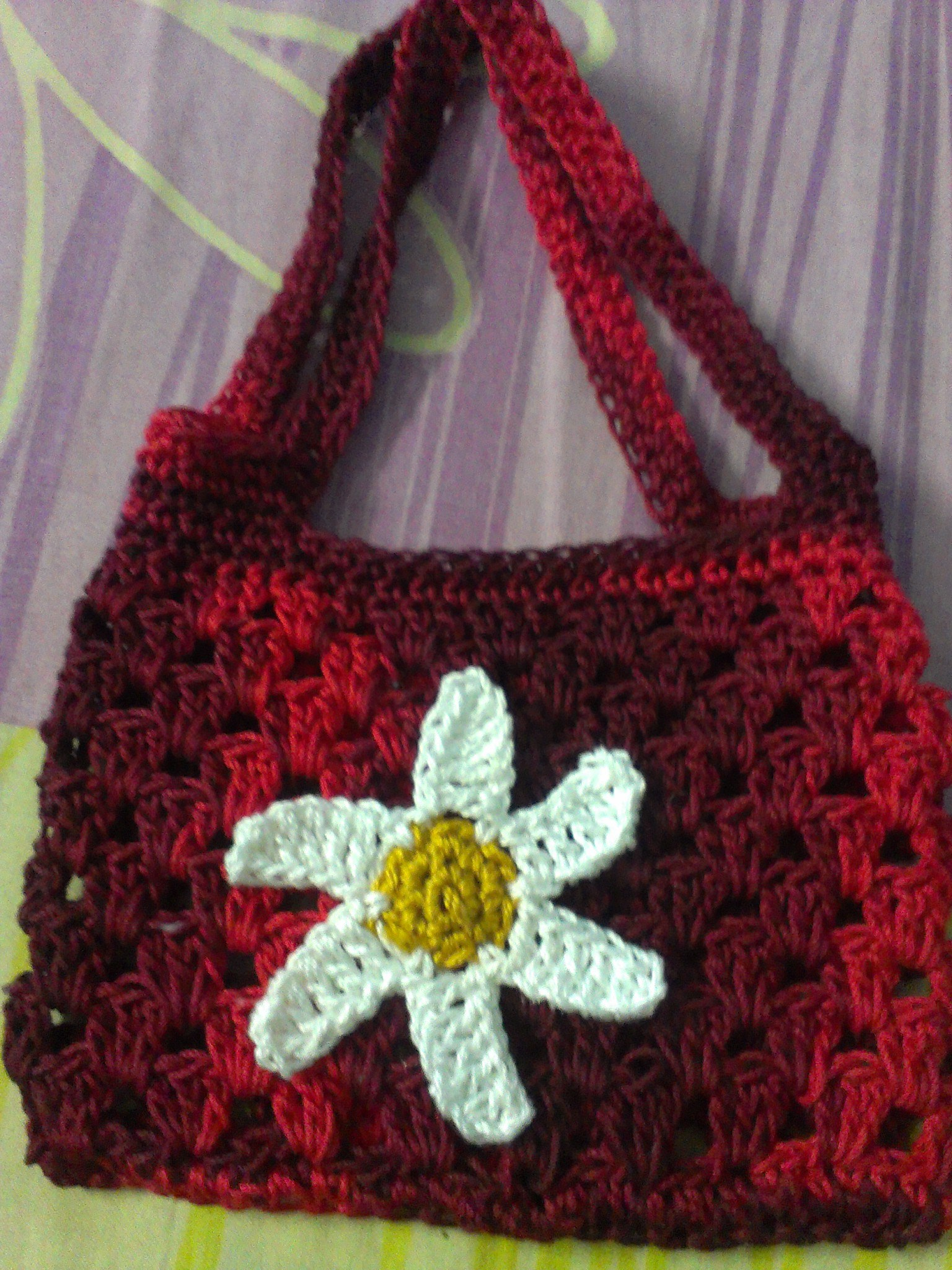 Bags Fancy Crochet 1
