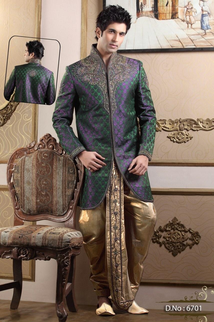 Indo Western Sherwani Online Shopping Indo Western Sherwani is Quite