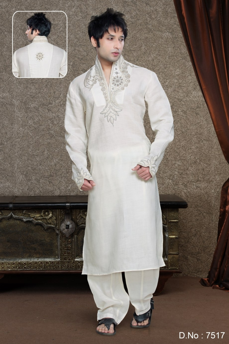 Pathani Suit For Mens With Jacket Pathani Suit For Men With
