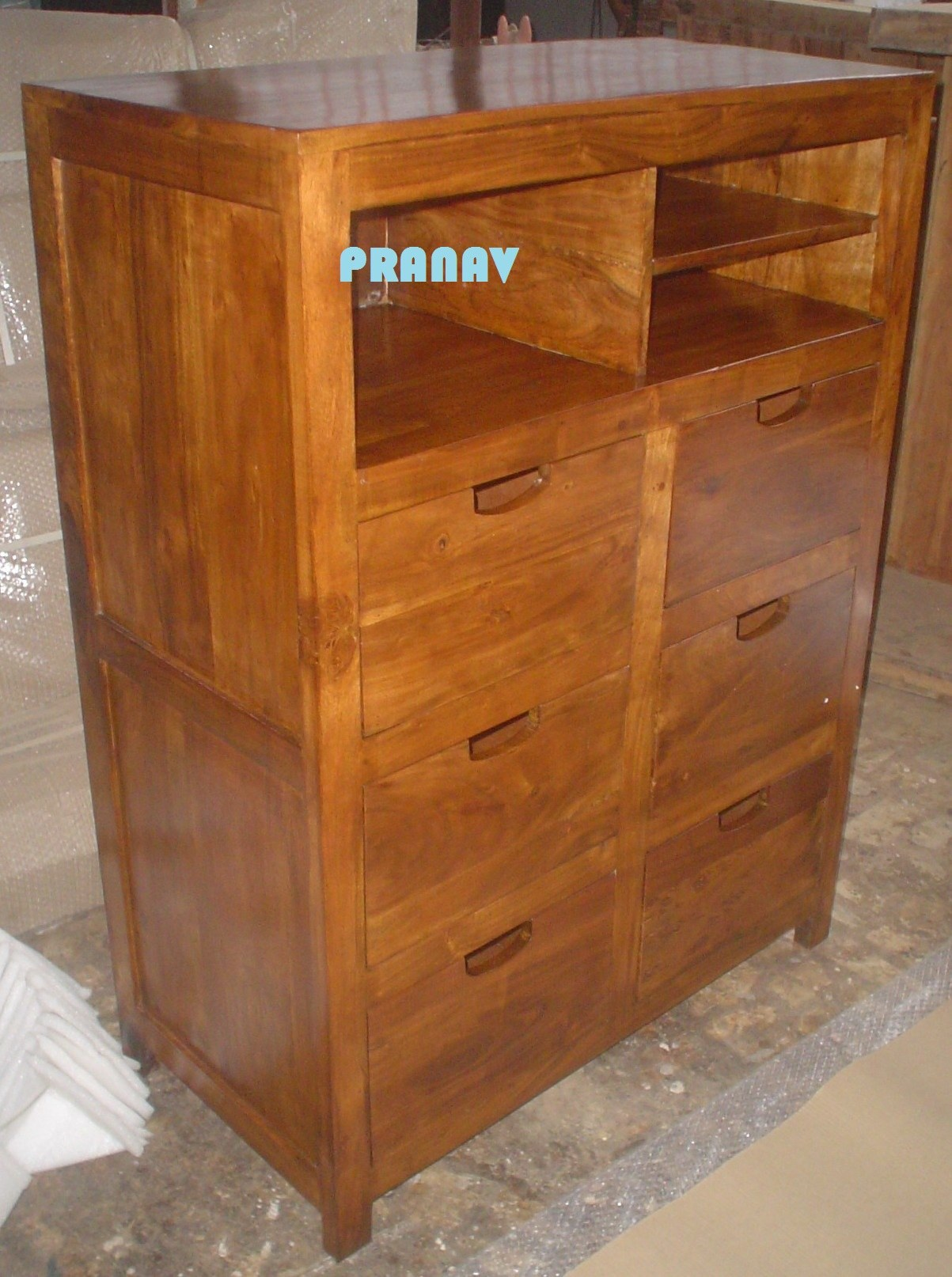 Drawer Chest Solid Wood Furniture Online Online Shopping