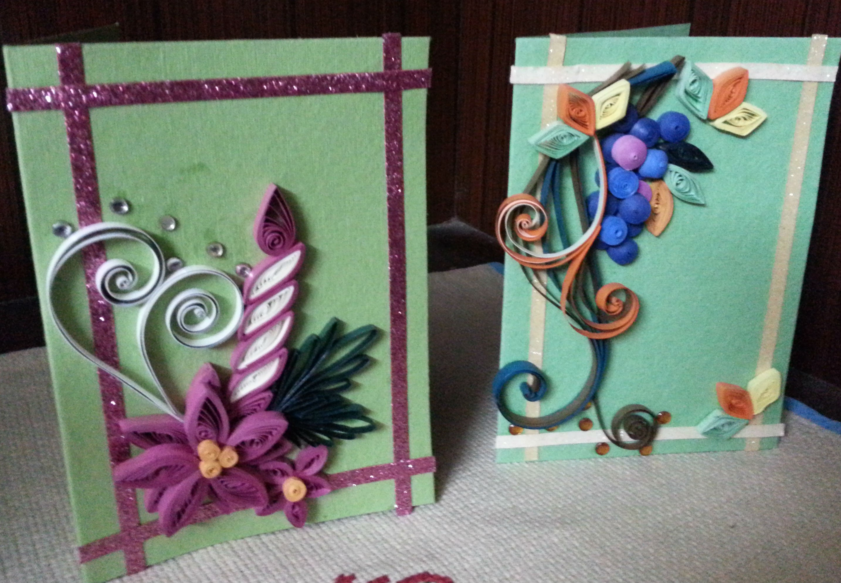 Paper quilling birthday cards for boyfriend images and kristyandbryce Images