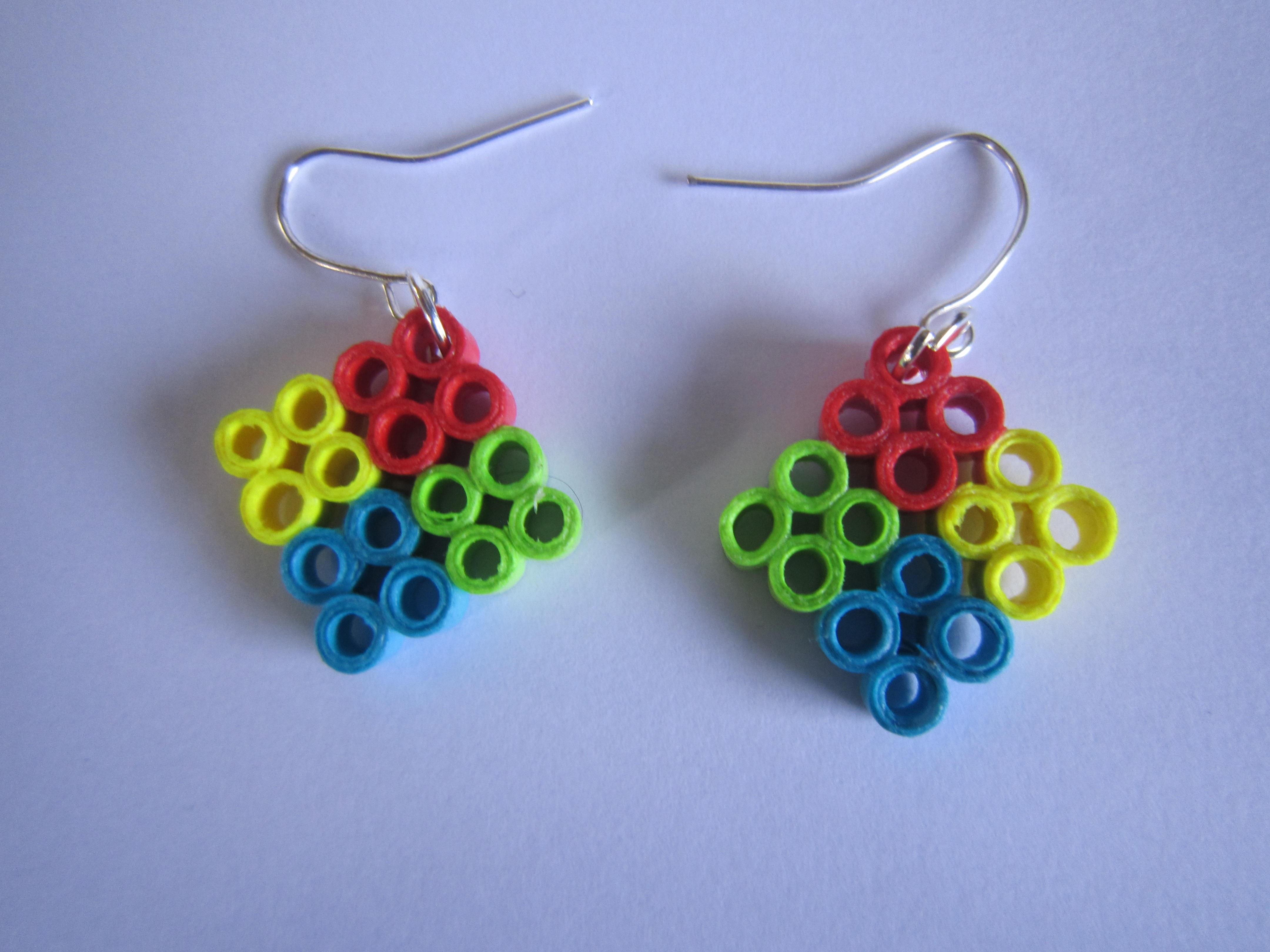 Best custom paper quilling jewellery