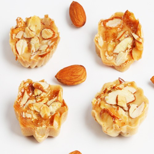 Almond Crunchies - Online Shopping for Diwali Sweet Hampers by ...