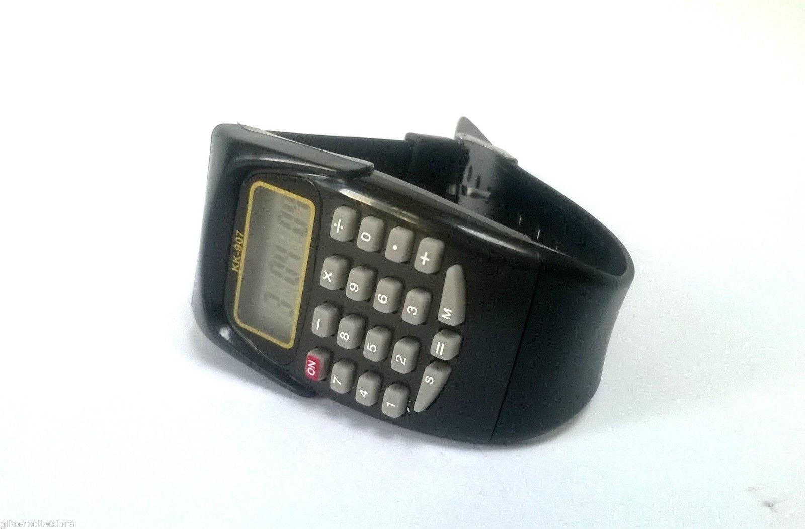 Calculator Watch Watch Kids Calculator Digital
