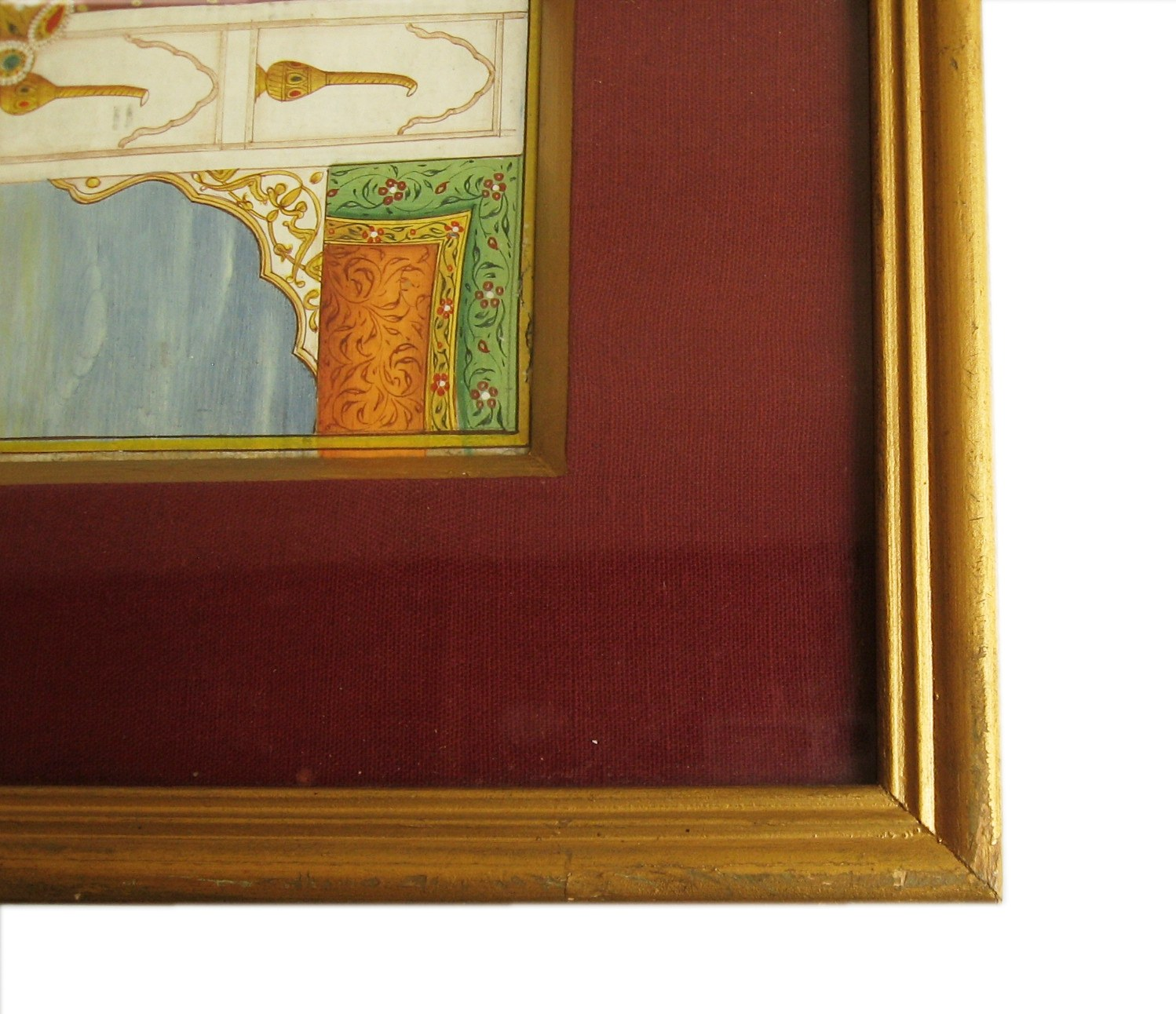 Rajput Princess Painting-Online Shopping