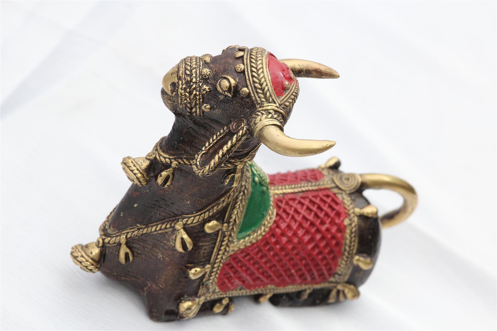 brass color nandi-Online Shopping-