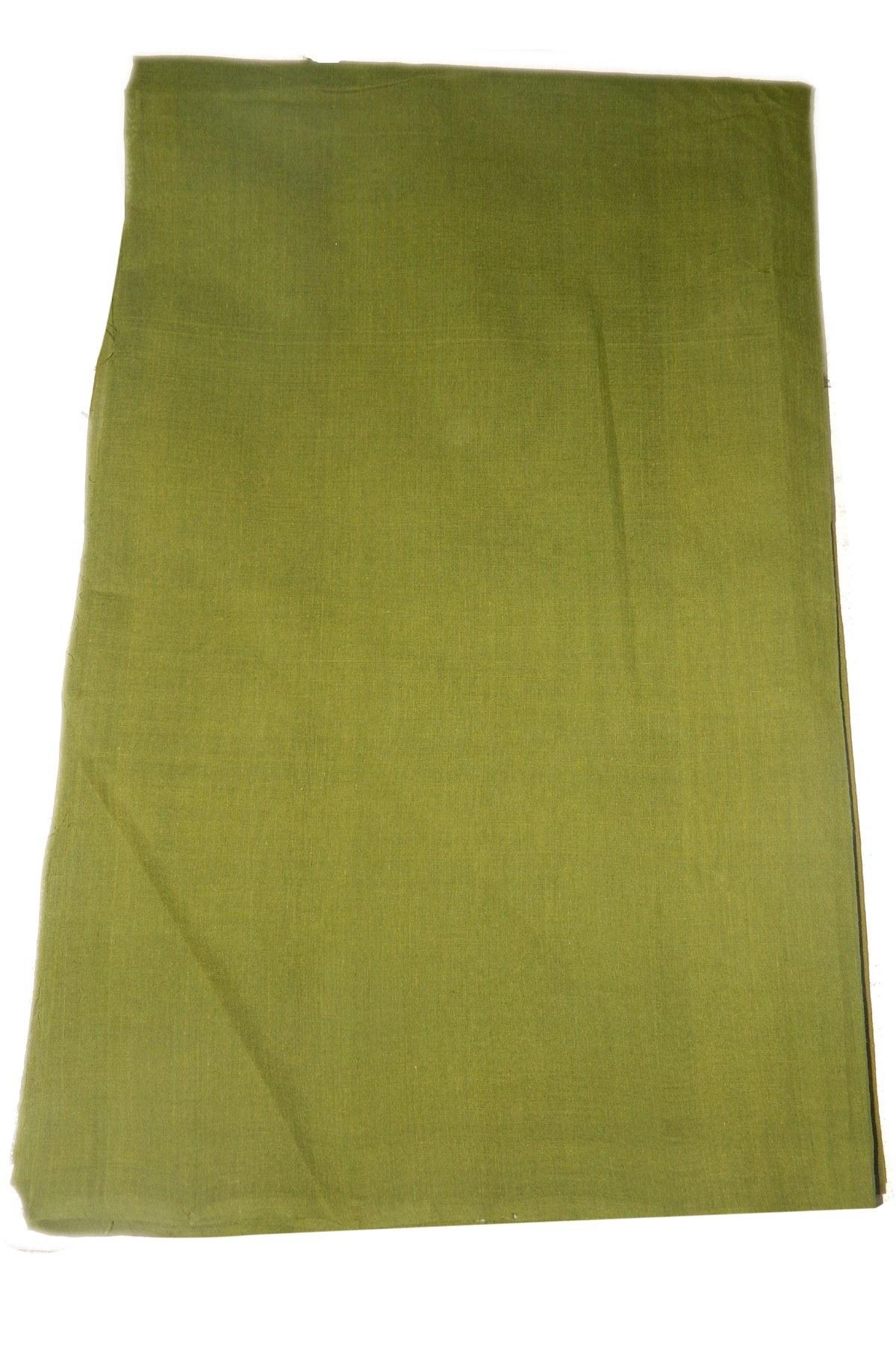 Handloom Fabric is Used
