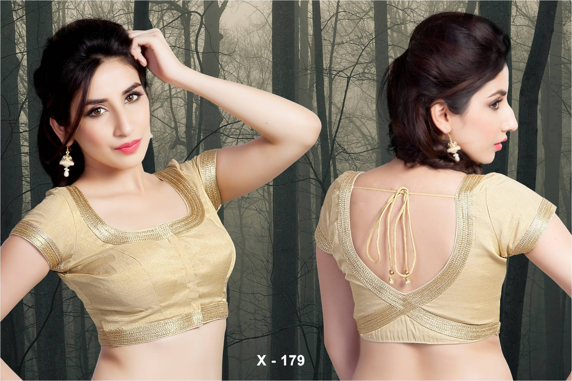 Blouse Design For Silk Cotton