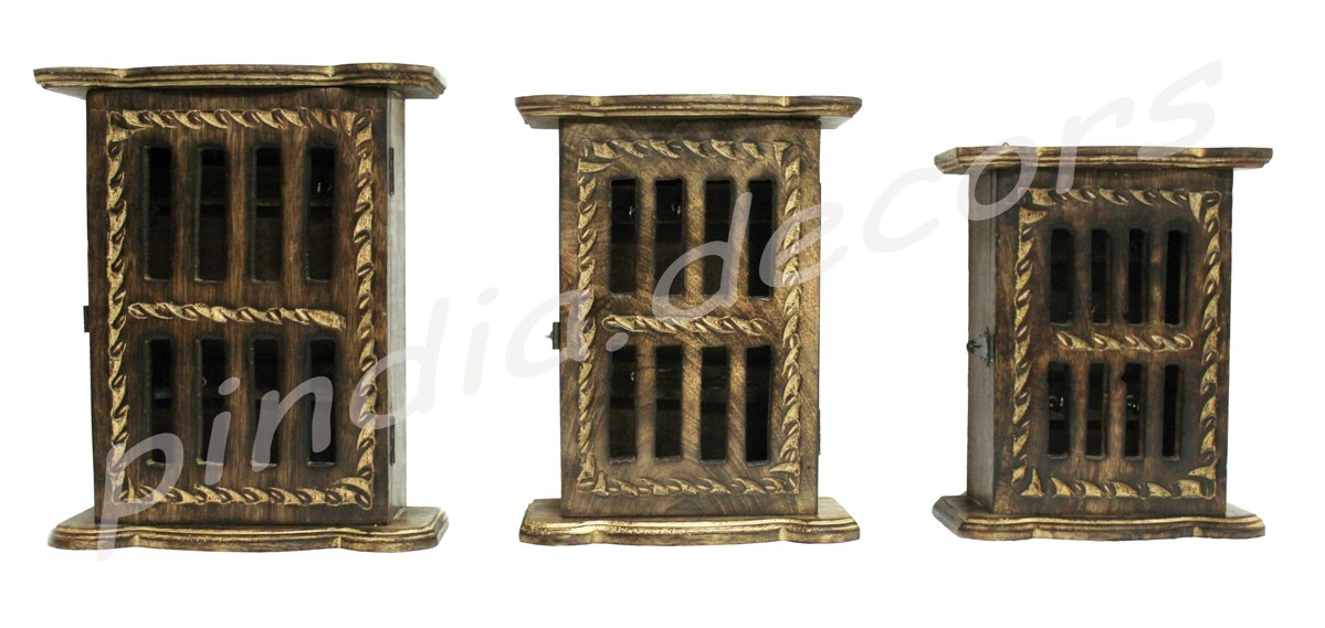 Wall Key Hanging Holder Almira Home D Cor Gift Wooden Kitchen Keys Decorative Online Shopping