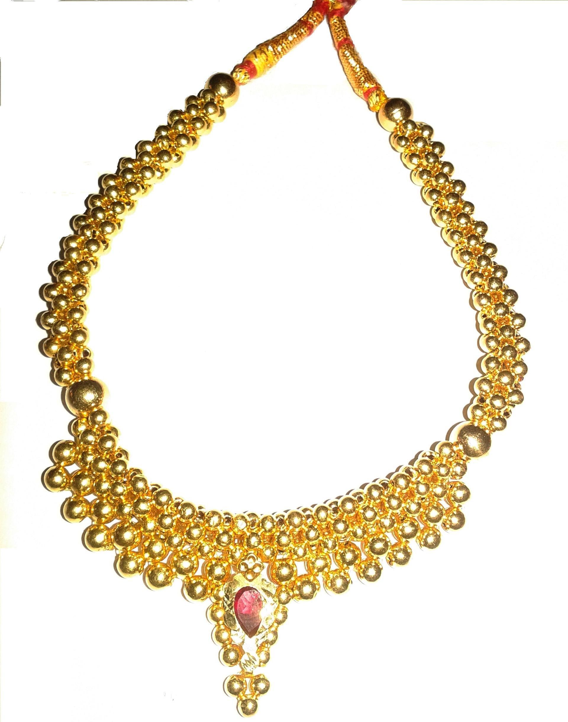 Lovely 10 Grams Gold Necklace Designs Catalogue Contemporary ...