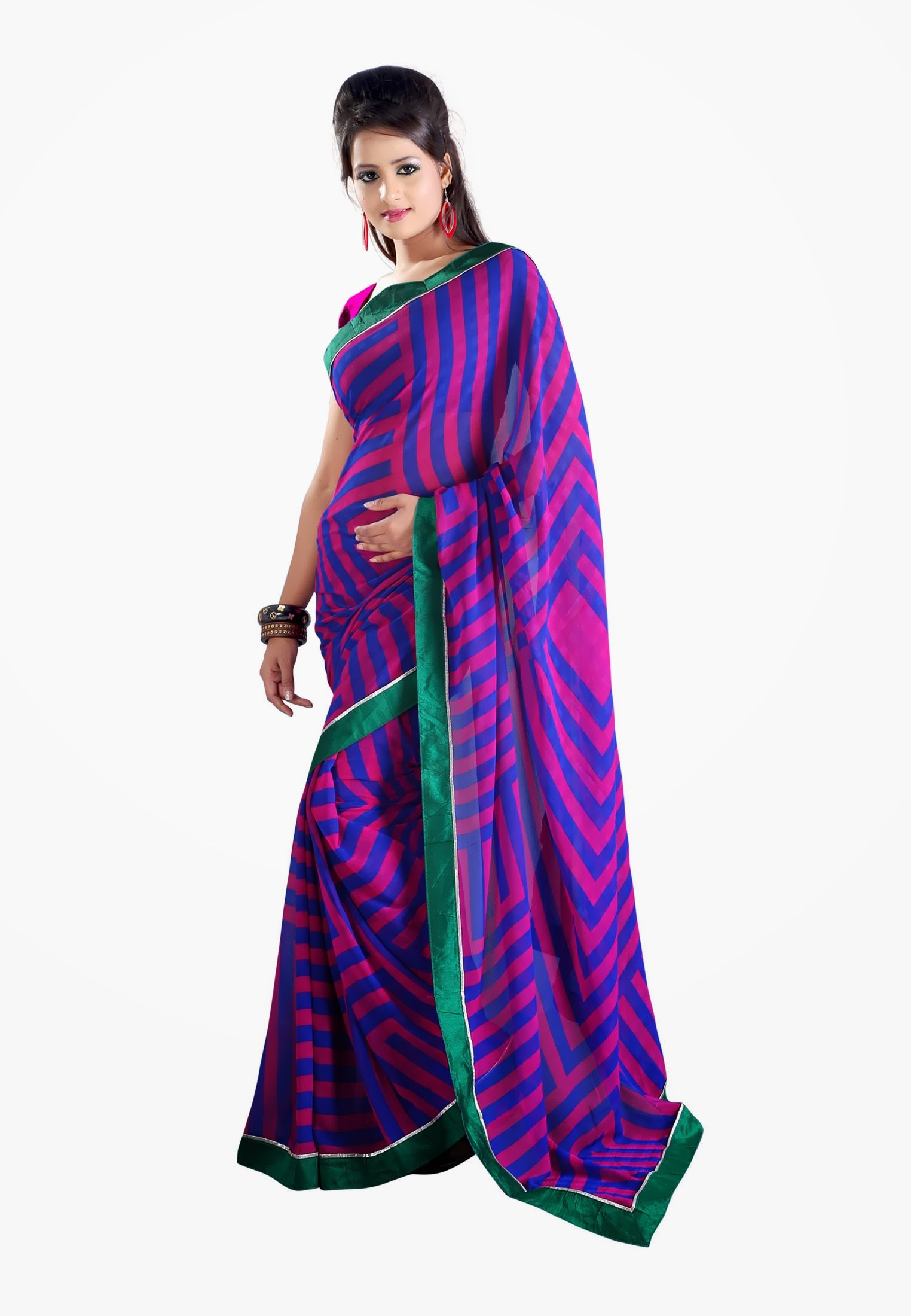 Beautiful designer saree online shopping for designer for Luxury online shopping