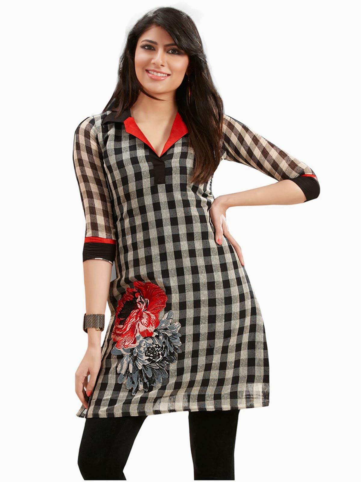 Modern Designer Kurtis Online Shopping For Kurtis By