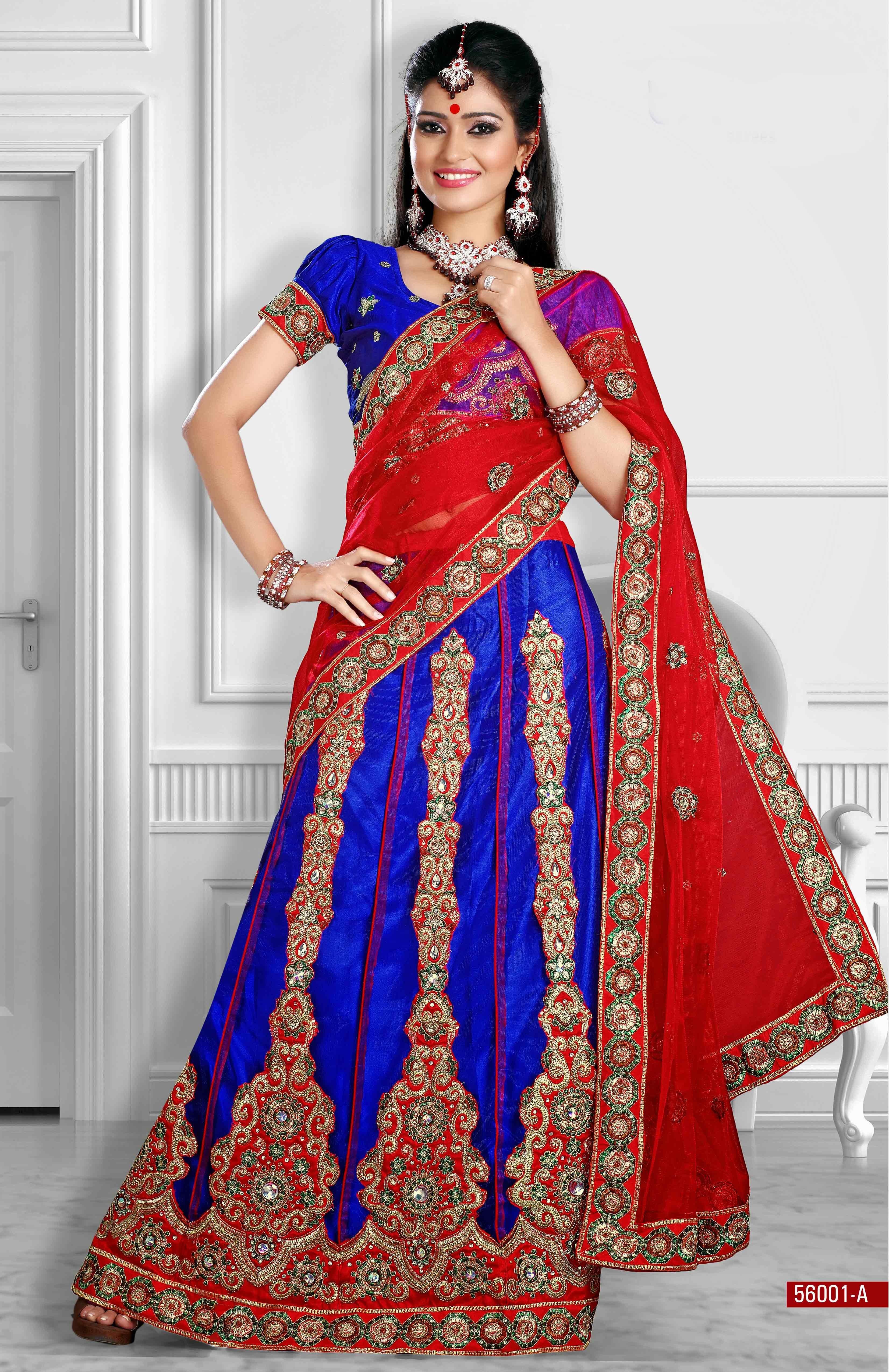 Hindu Womens Dress : Popular Orange Hindu Womens Dress ...