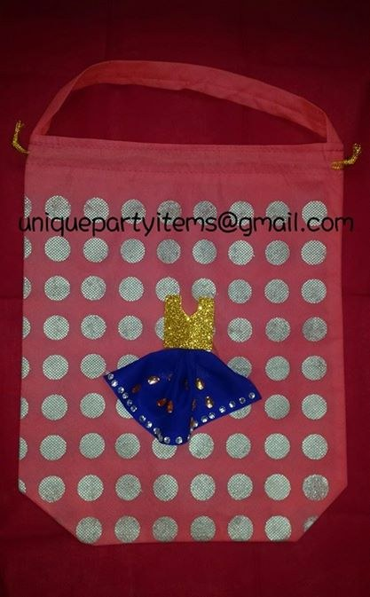 Gift bag online shopping for Annaprasana decoration