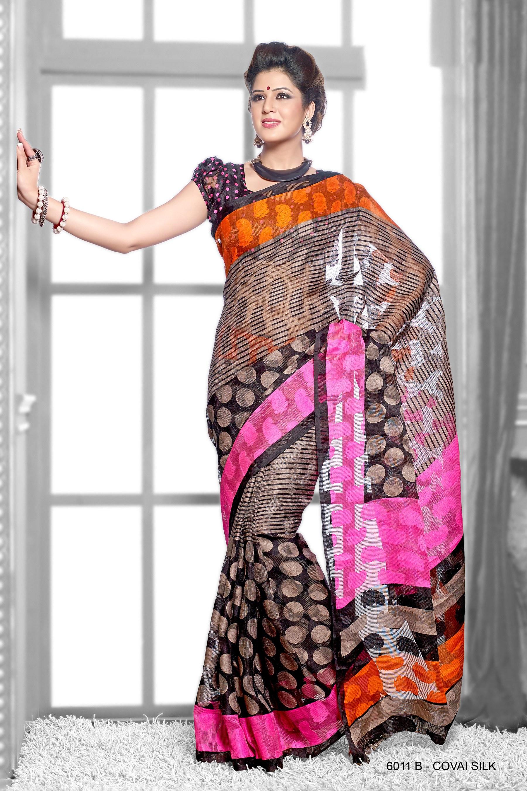 how to wear saree beautifully