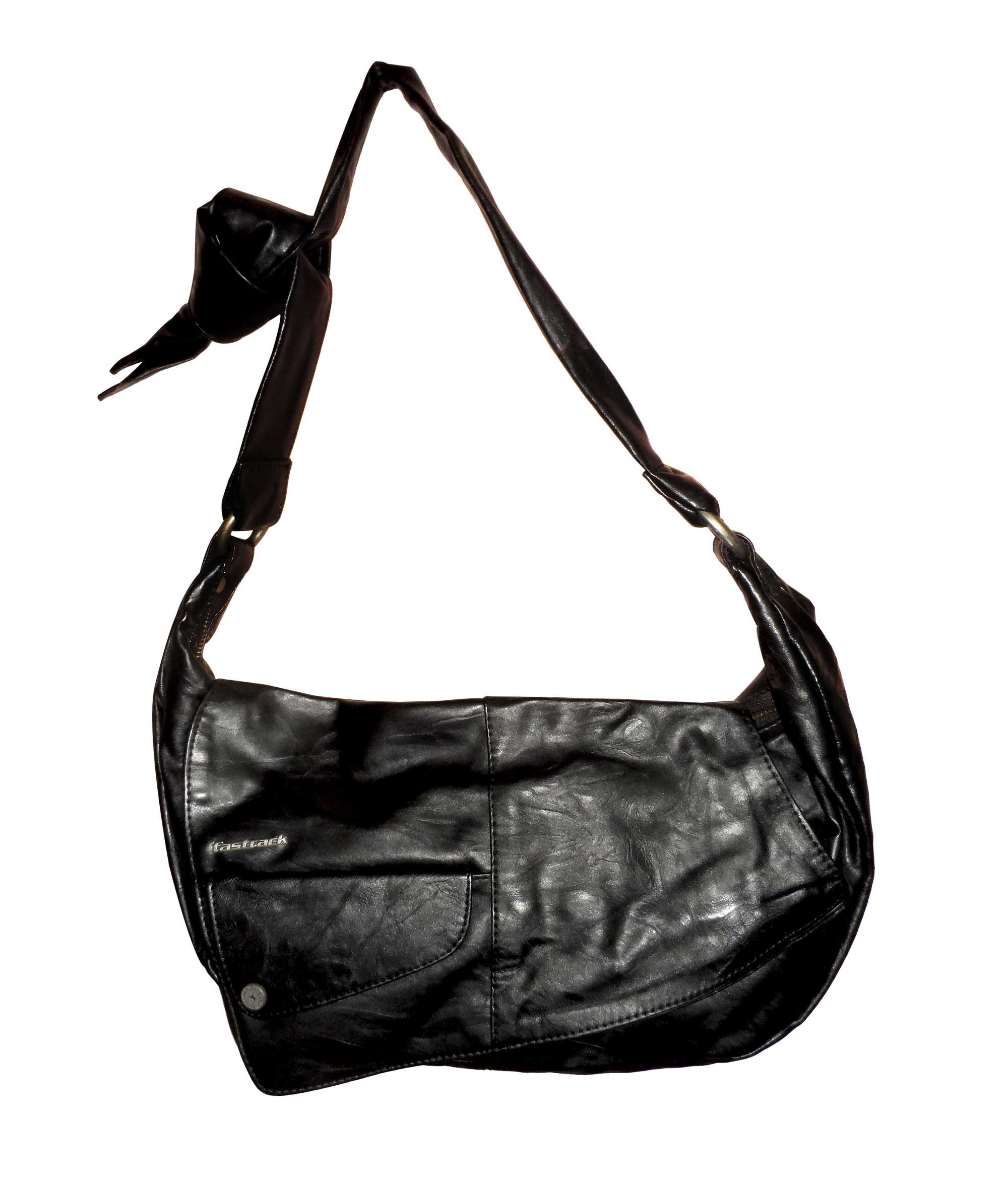 Fastrack Women Handbag Black available at Craftsvilla for ...