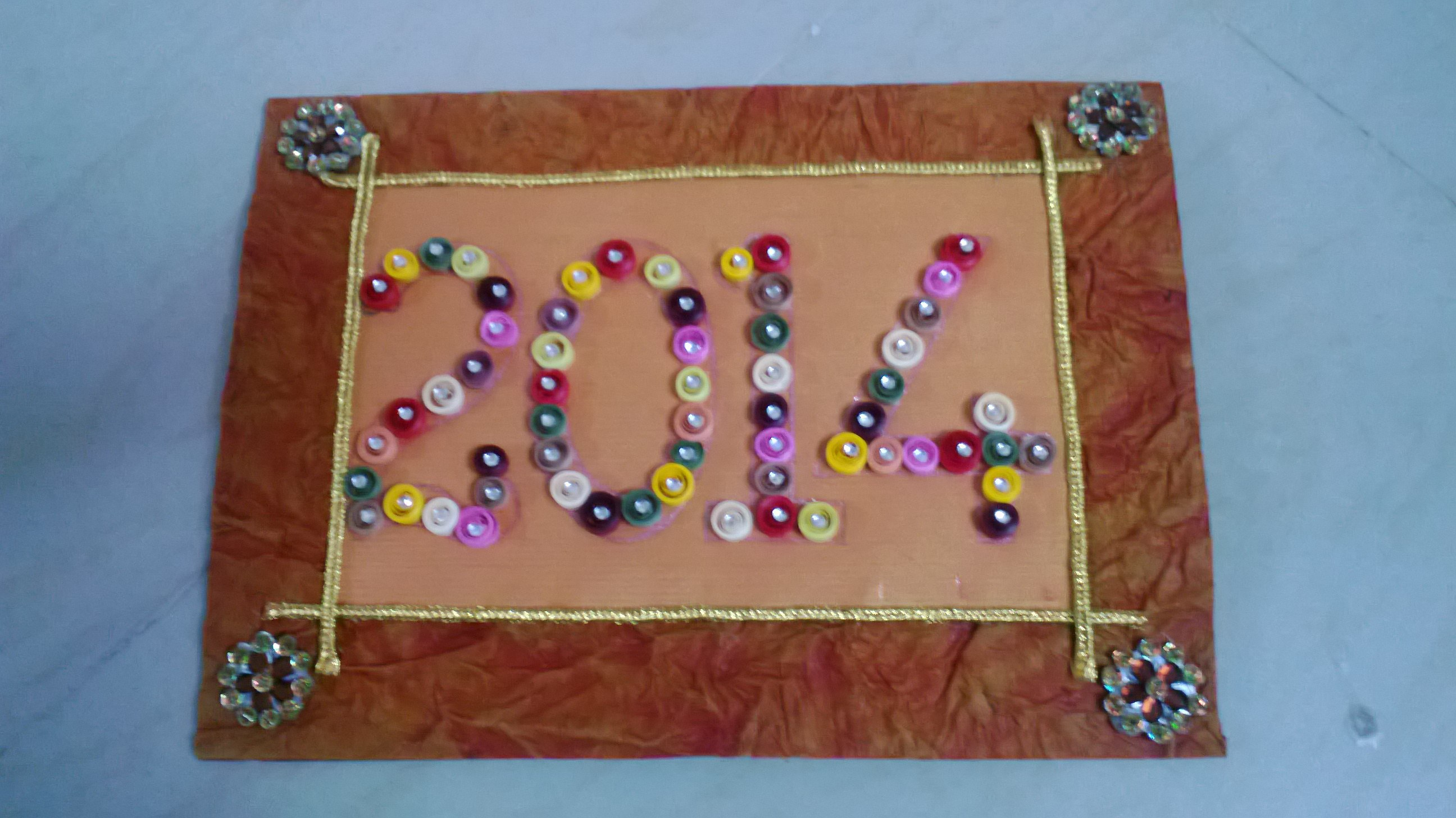 How to make handmade new year cards new yearfo 2018 how to make handmade new year cards next image m4hsunfo