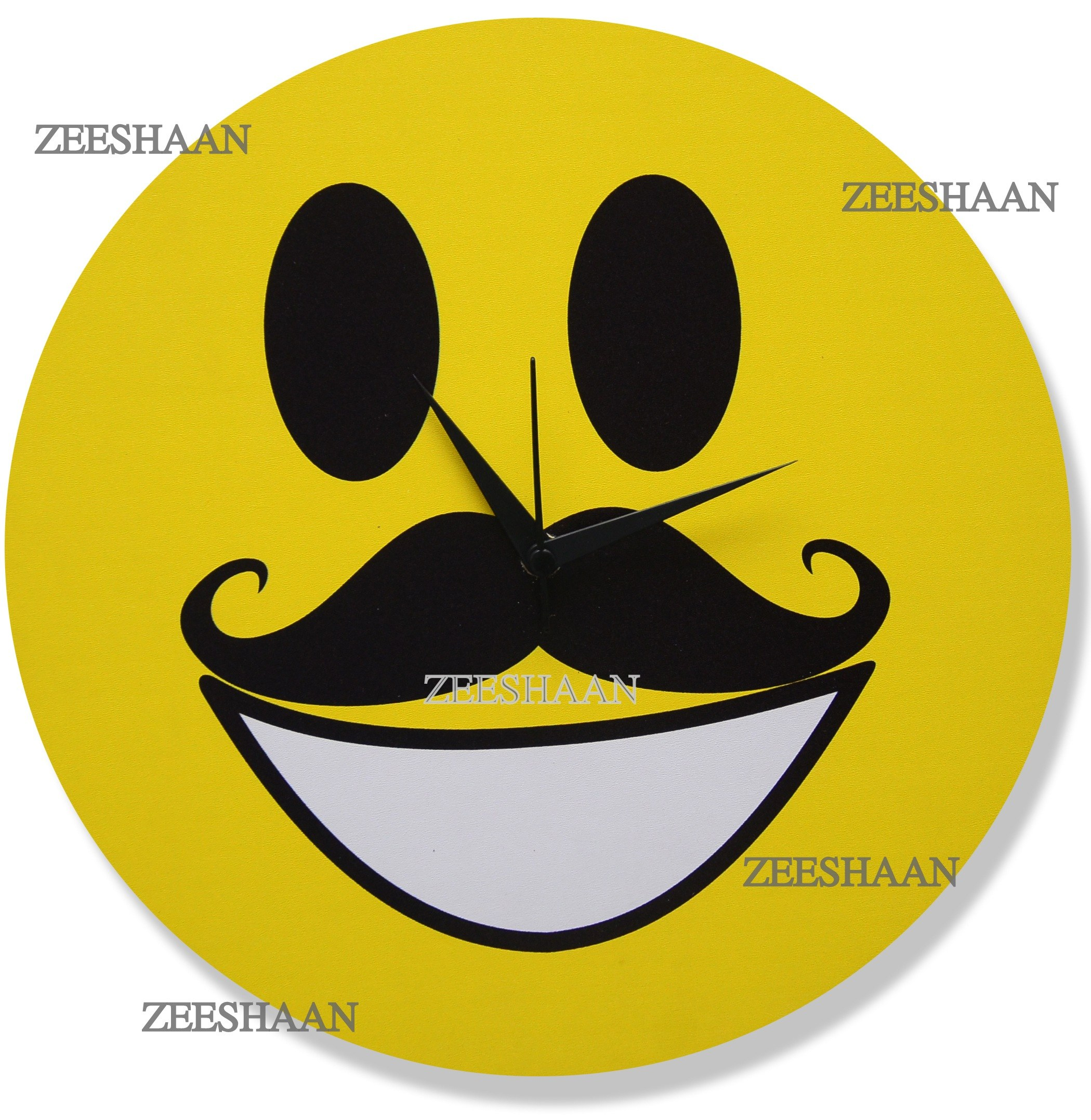 mr smiley online shopping for clocks by zeeshaan