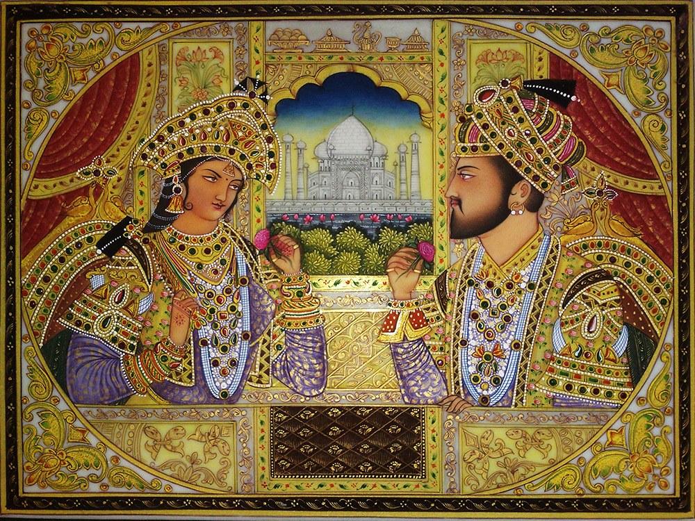 Mumtaz Mahal - Shah Jahan-Online Shopping-