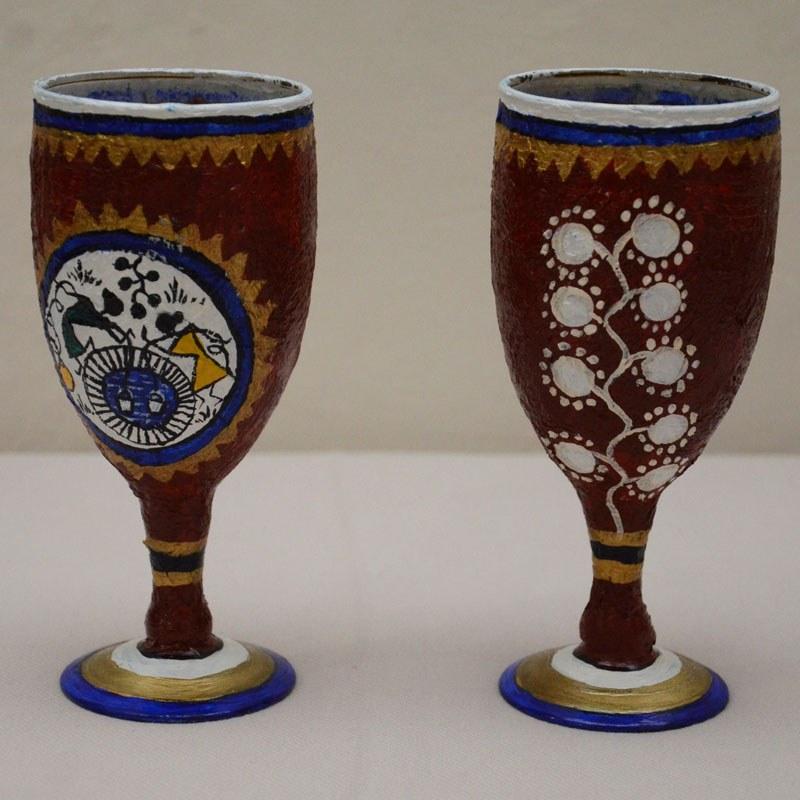 Decorative Wine Glass Online Shopping