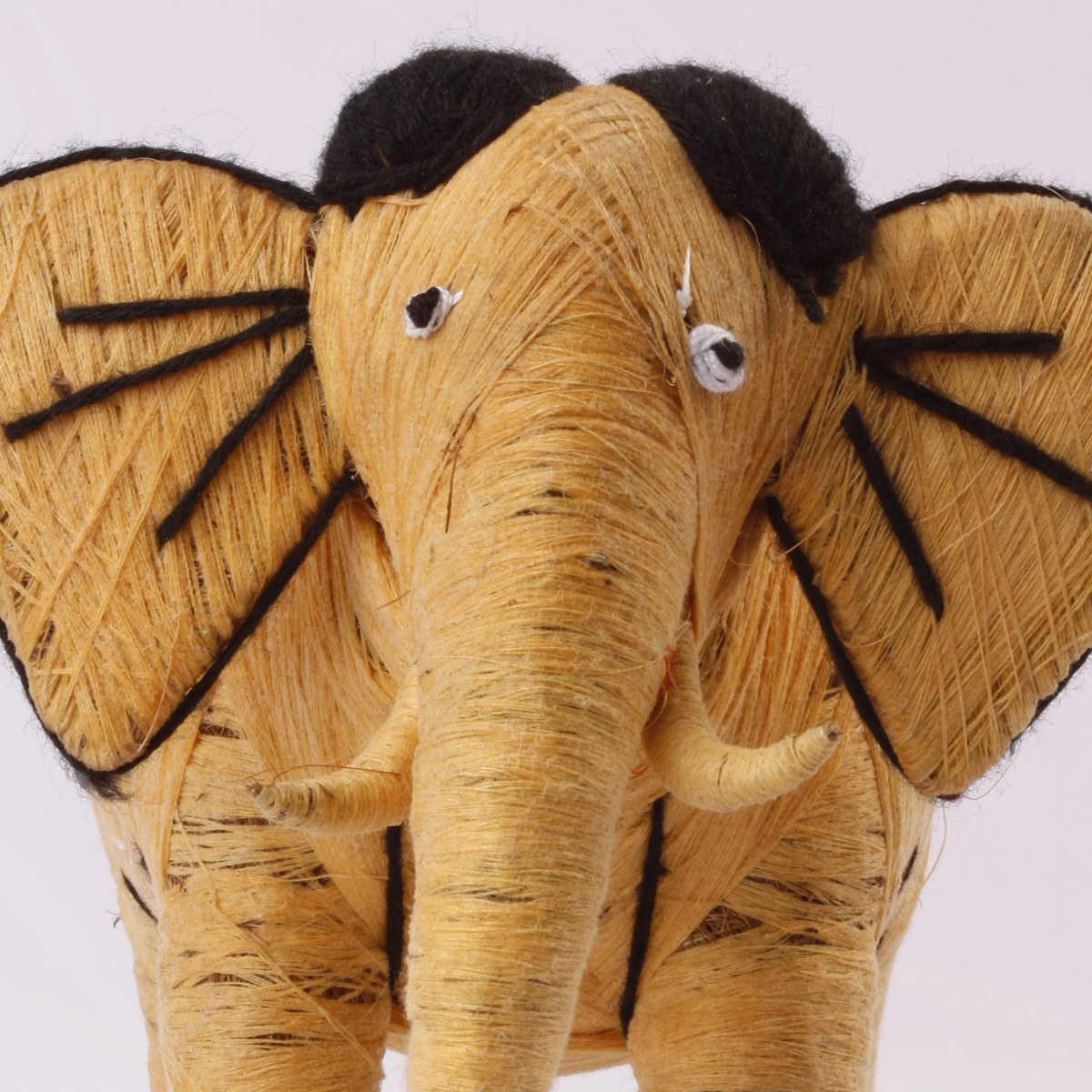 Coir Elephant Toy-Online Shopping-