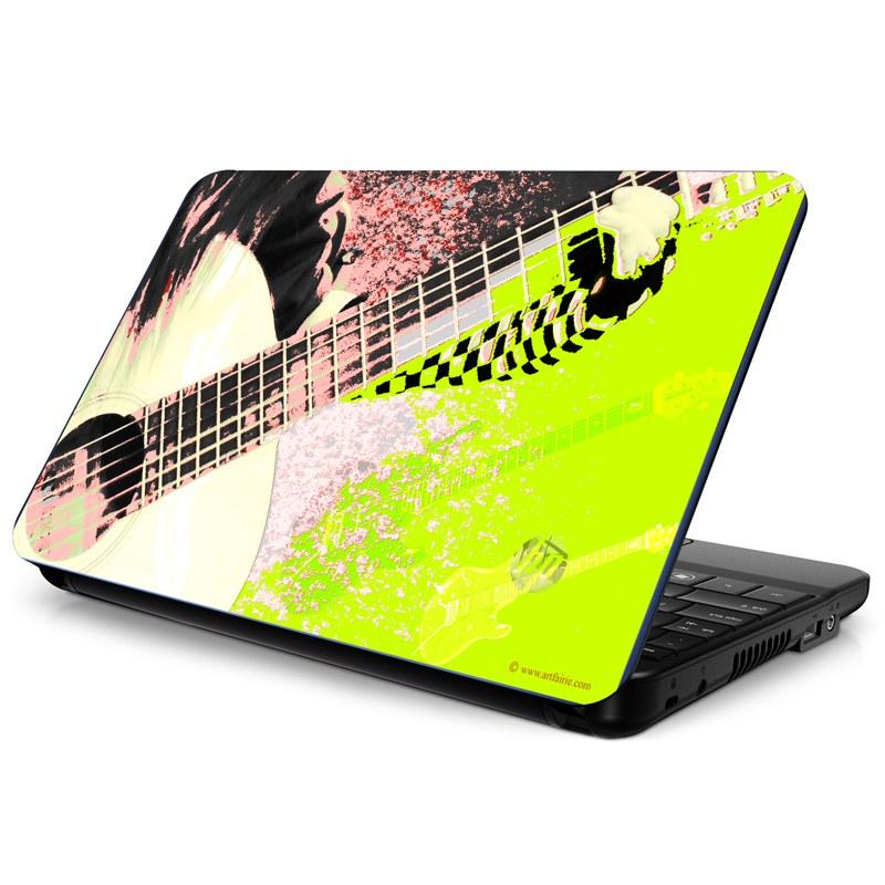Guitar Laptop Skin-Online Shopping-