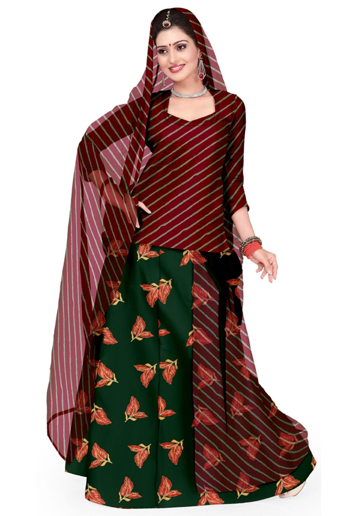 Lastest What To Consider While Purchasing Rajputi Poshak  MOKSHA FASHIONS
