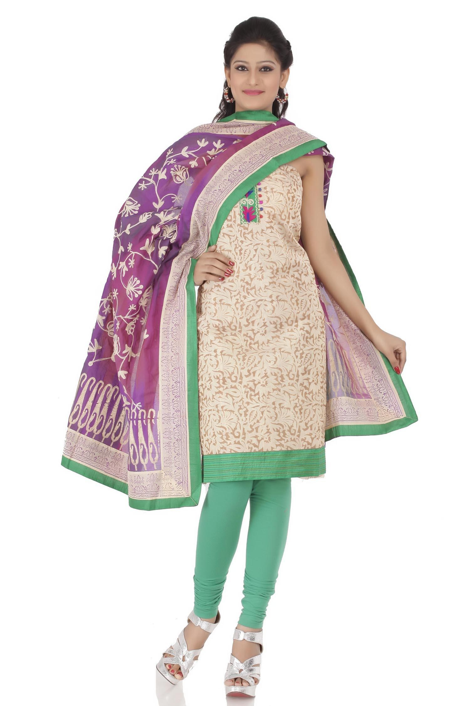 Embroidery Dress Material Online Shopping | Ausbeta.com