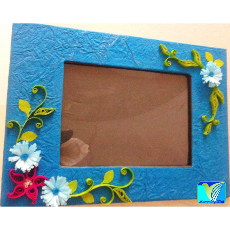Photo Design Frame Adonis Photo Frame Quilled