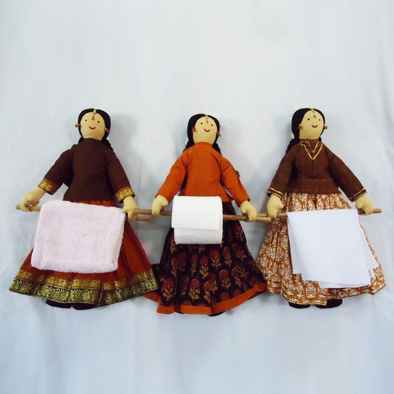 Trio Of Kanamma Shivanjali Creative Arts And Craft Pvt