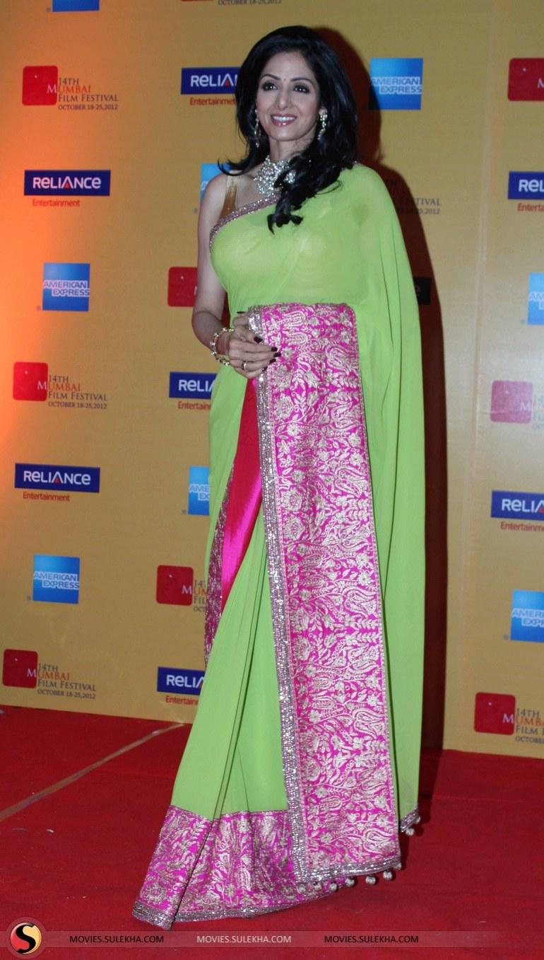 Online Shopping For Sridevi Bollywood Replica Saree