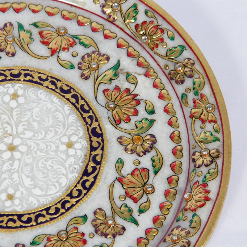 Marble Decoration Work