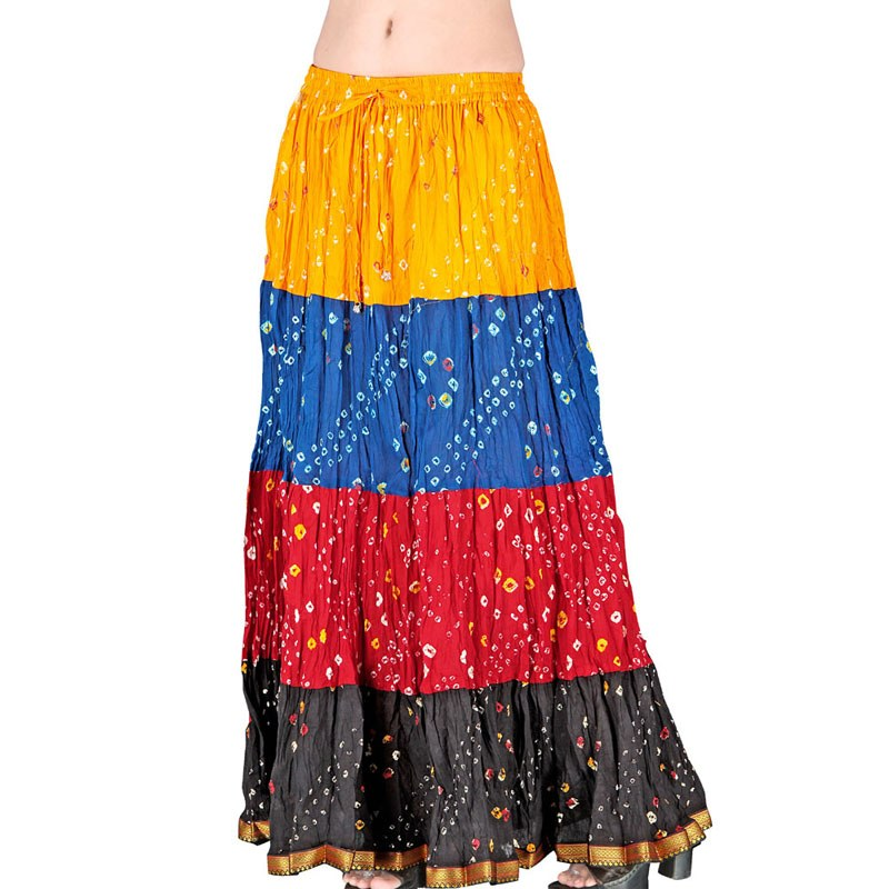 Colourful Long Skirts