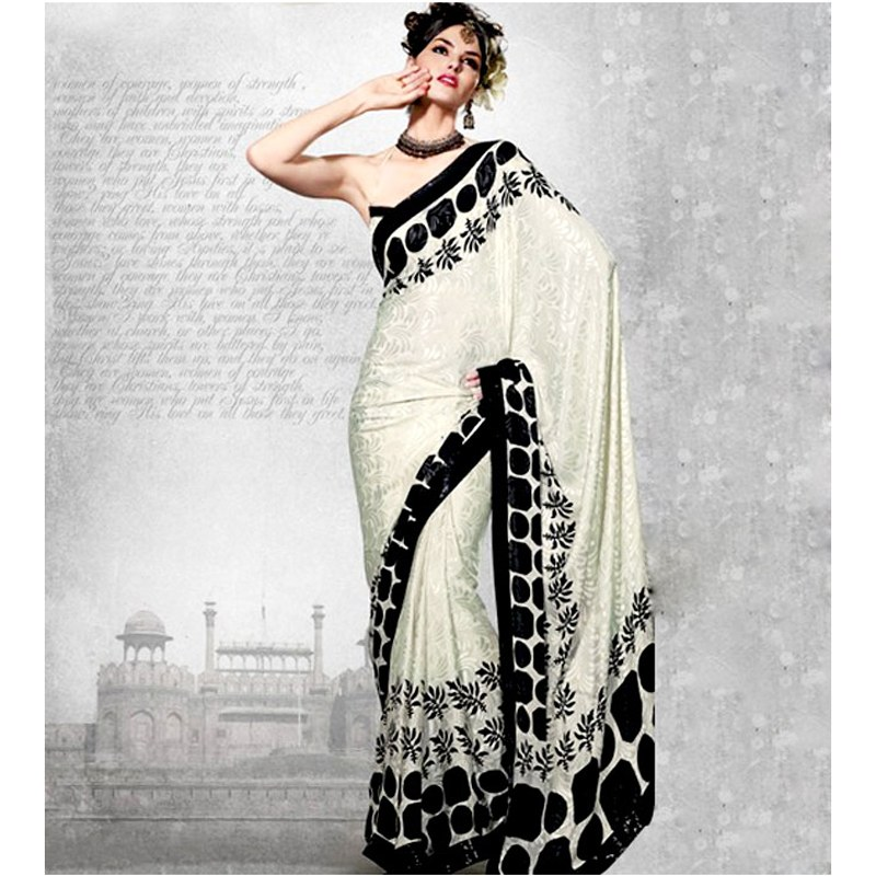Modern Saree Borders Saree Border is Increasing