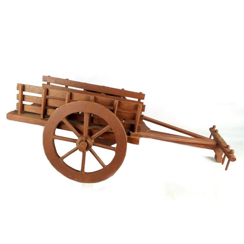Wooden Bullock Cart-Online Shopping-
