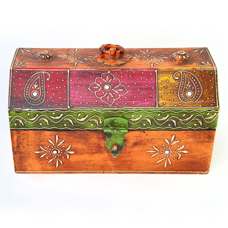 Wooden Jewelry Boxes Designs Wooden jewellery box with