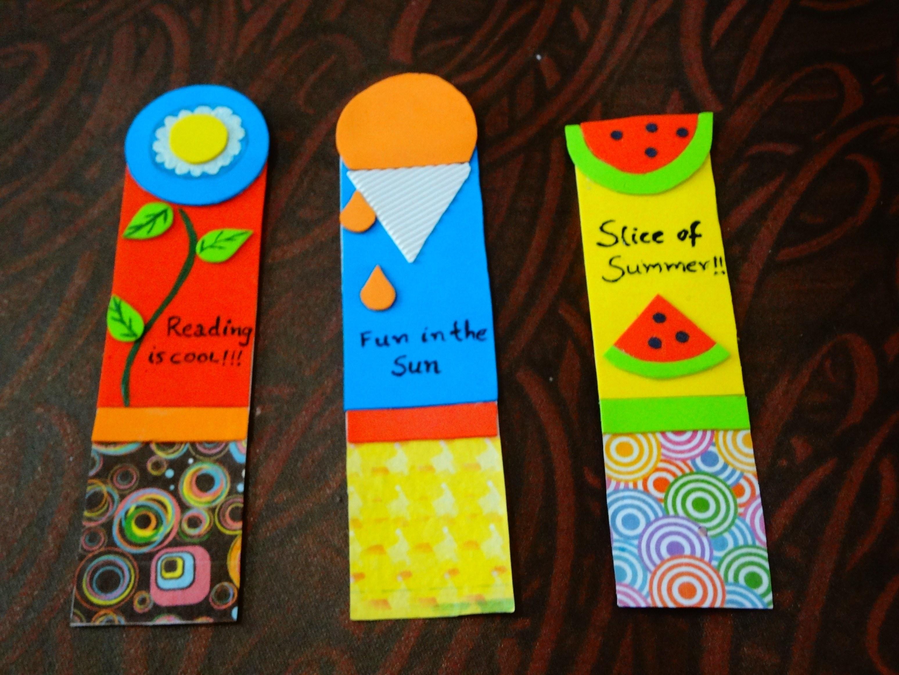 Bookmarks Designs For Kids Images