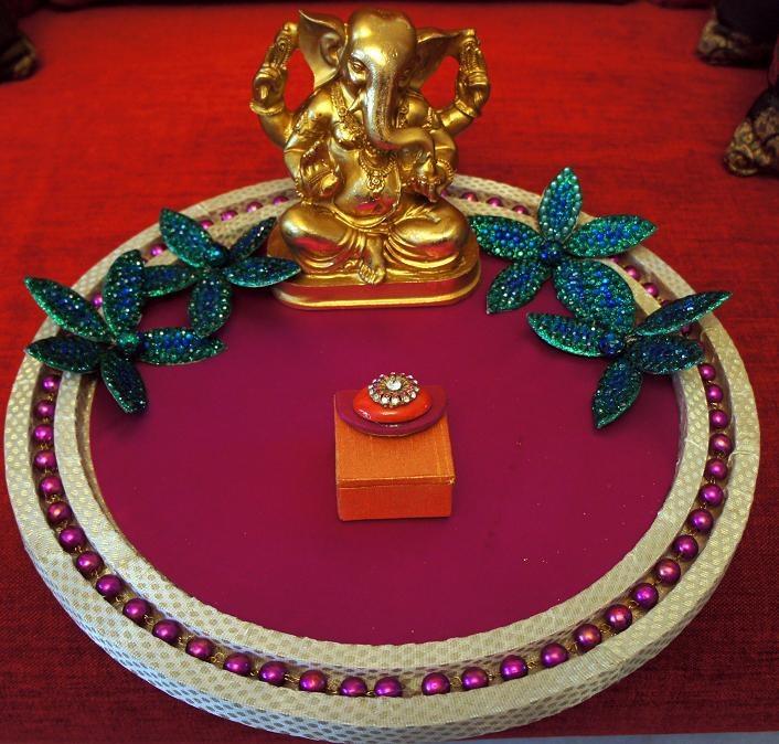 engagement ring platter shopping