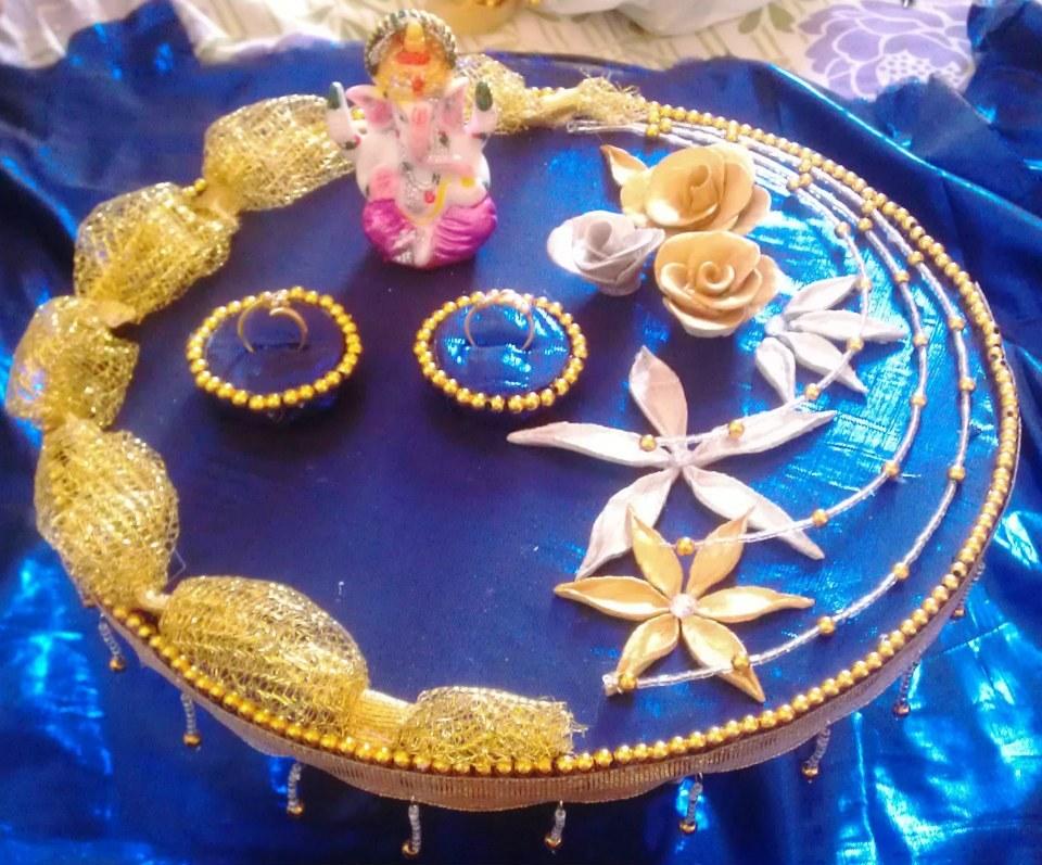 engagement ring platter with ganesha shopping