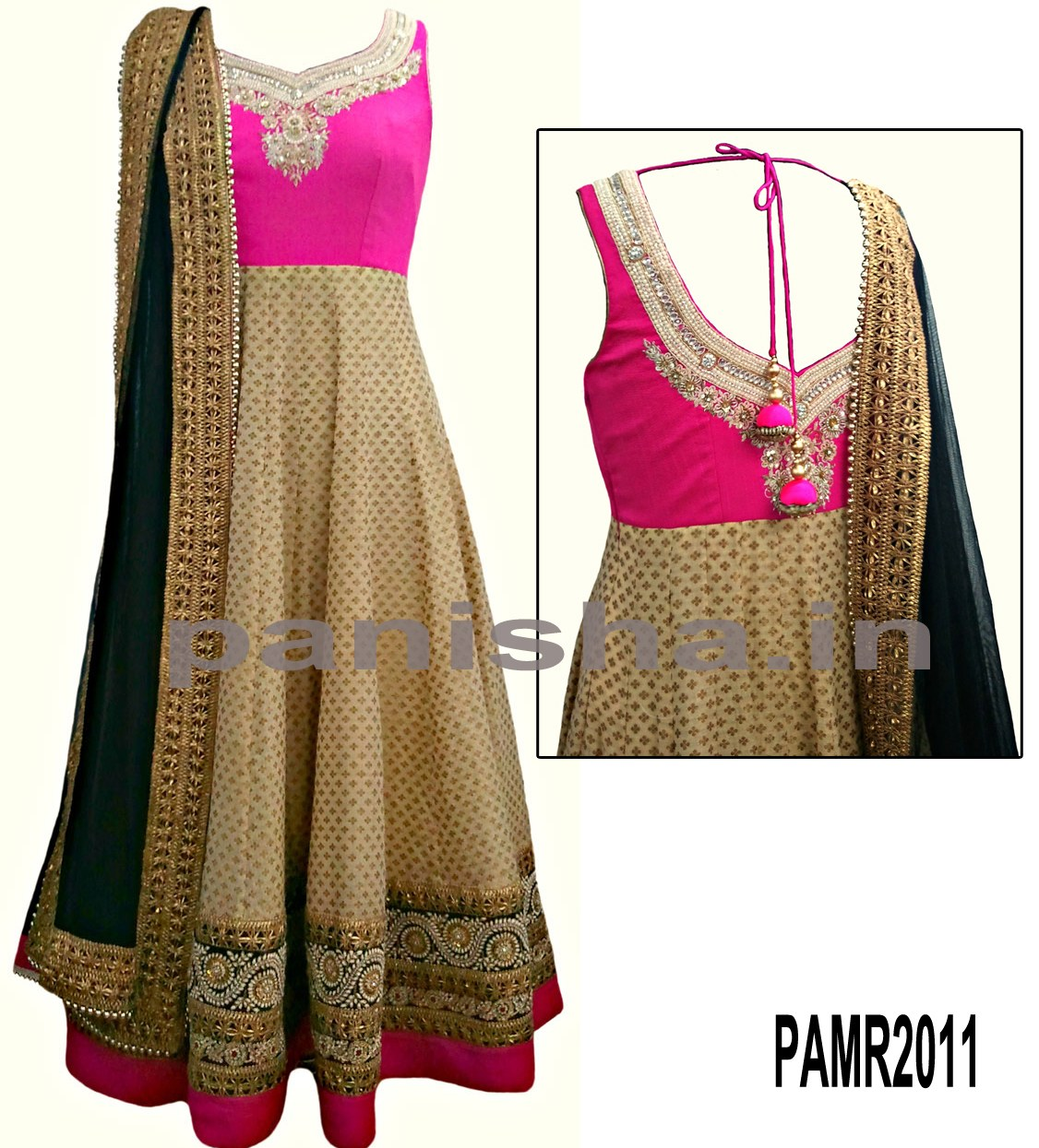 Indian Designer Clothes Replica Clothing panisha