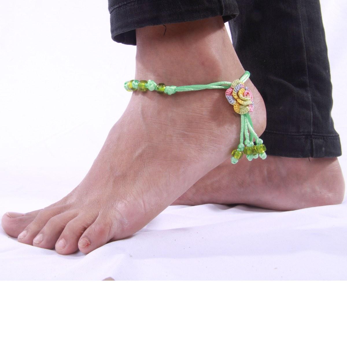 Men Wearing Anklets