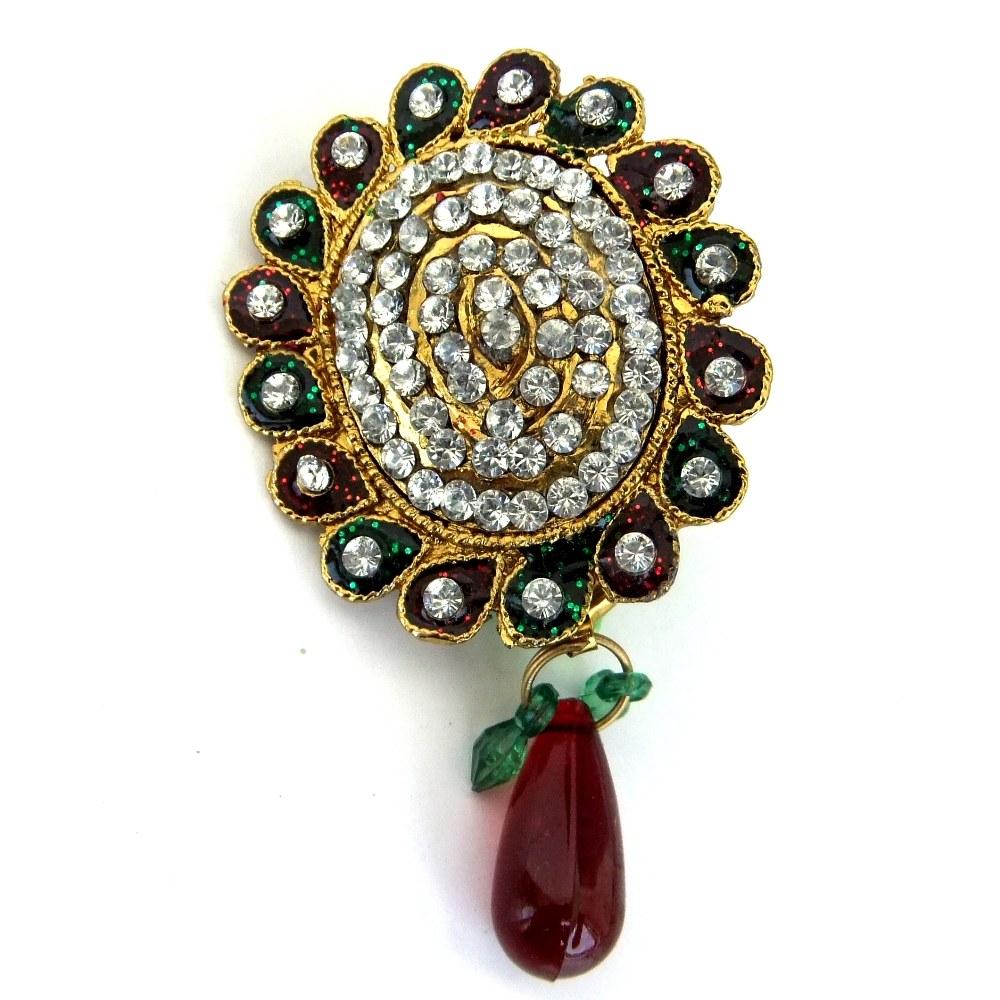 Saree Pin, Brooch-Online Shopping-