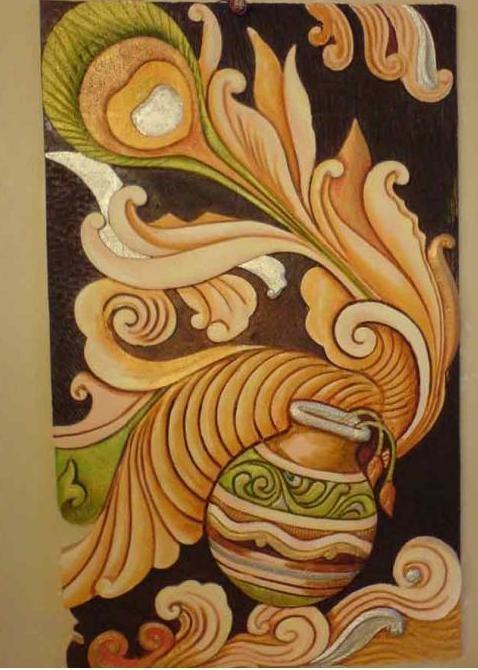3d siporex mural online shopping for Mural 3d art