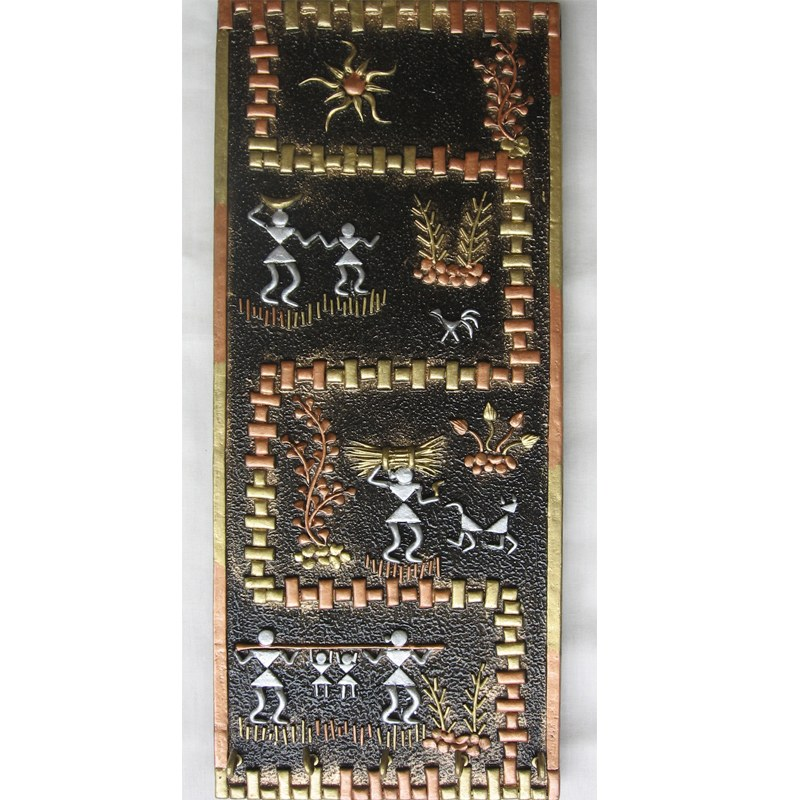 Decorative Warli Key Holder Online Shopping