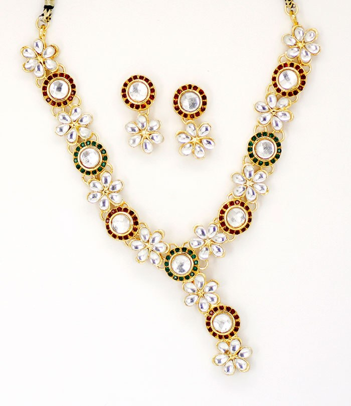 Polki jewellery online shopping